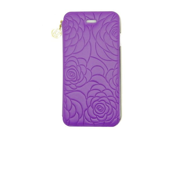 Obal na iPhone6 Camelia Shell Purple