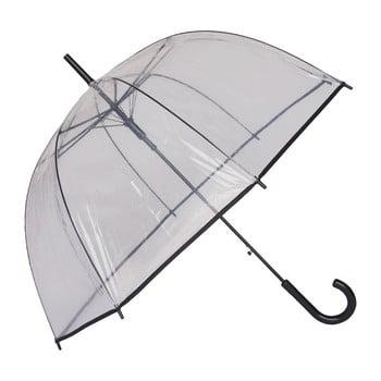 Umbrelă transparentă rezistentă la vânt Ambiance Susino Matic, ⌀100cm imagine
