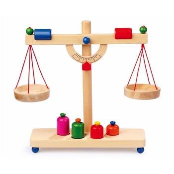 Cântar, jucărie din lemn Legler Beam Scales imagine