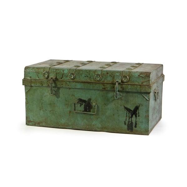 Kufr Orient 45x75 cm, zelený