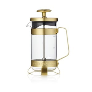 French press Barista 350 ml, zlatý