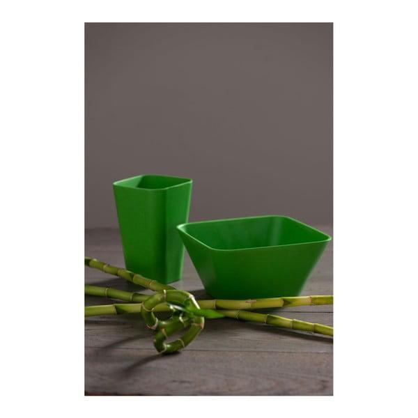 Bol din bambus Premier Housewares Eden, verde