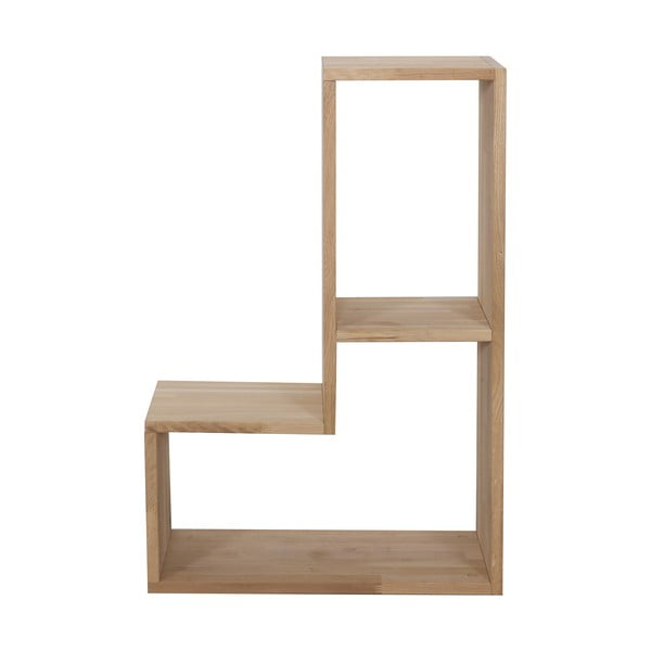 Tetris tölgyfa polc - WOOOD