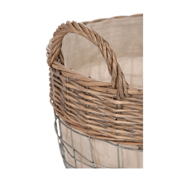 Sada 3 košíků Reed