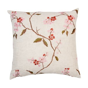 Povlak na polštář Clayre & Eef Pink Gardenia