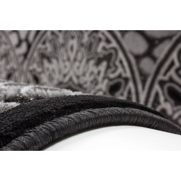 Koberec Mersi Black, 160x230 cm