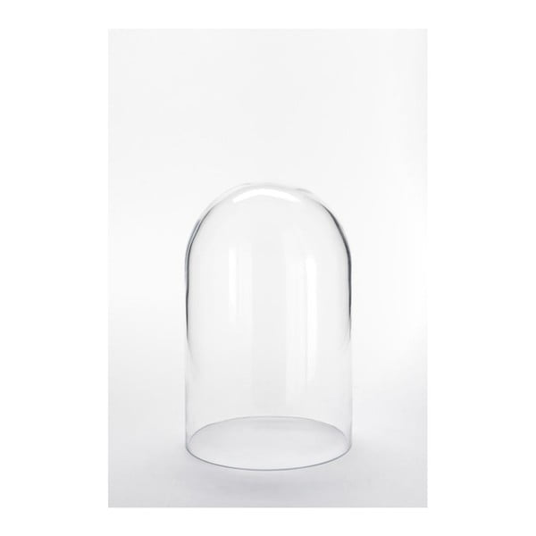Skleněný poklop Display, 14x22 cm