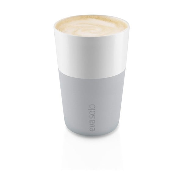 Sklenice Eva Solo Café Latté Marble, 360 ml, 2ks