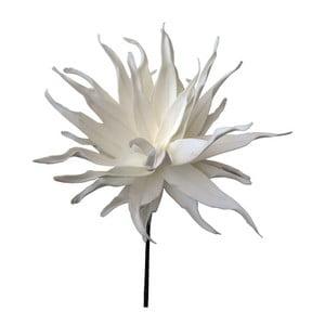 Bílá umělá květina Stardeco