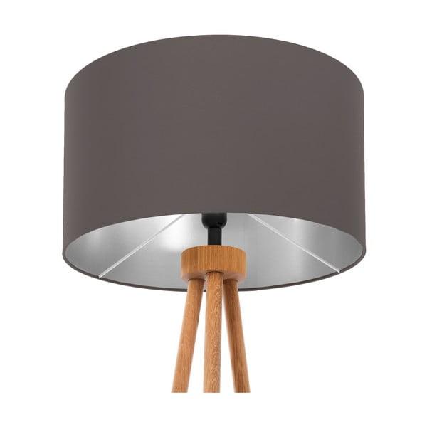 Stojací lampa Stone Silver