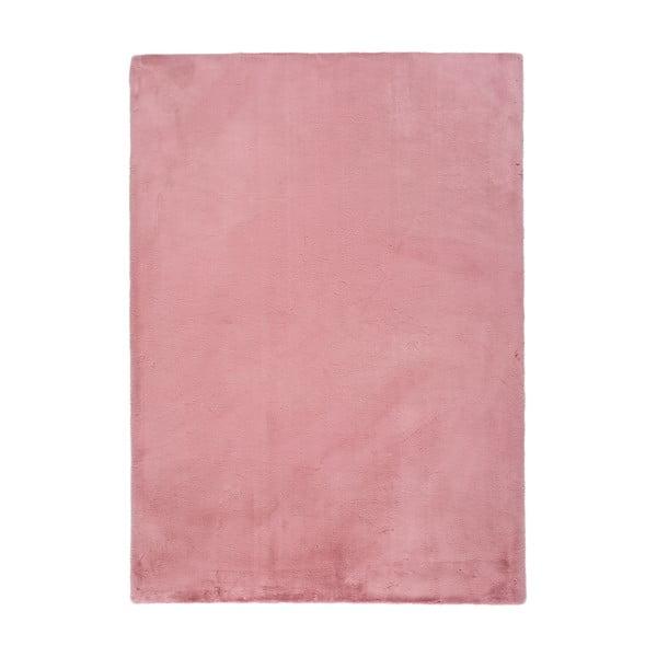 Fox Liso rózsaszín szőnyeg, 80 x 150 cm - Universal