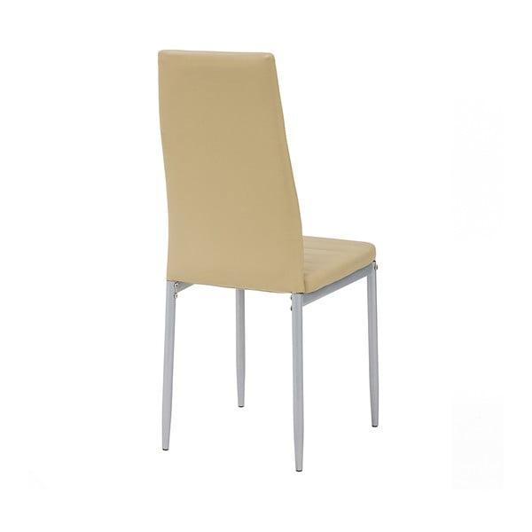 Jídelní židle Queen, medová