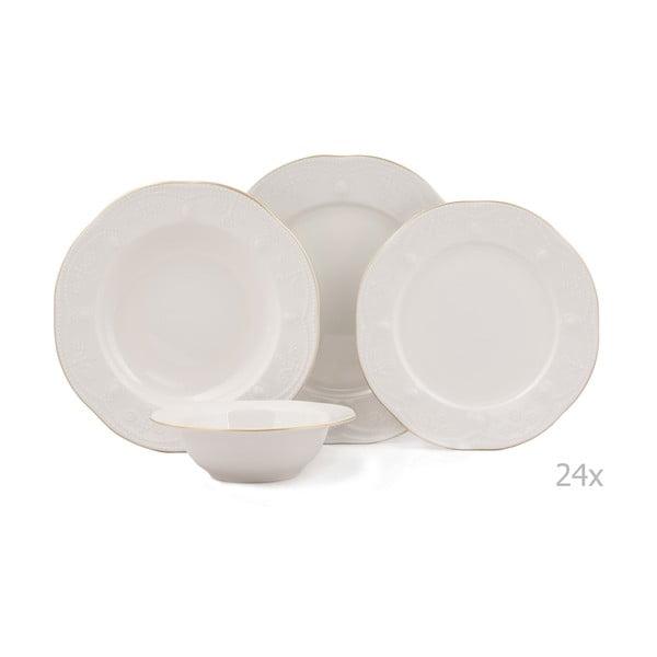 Fabulous 24 db-os porcelán étkészlet - Kutahya