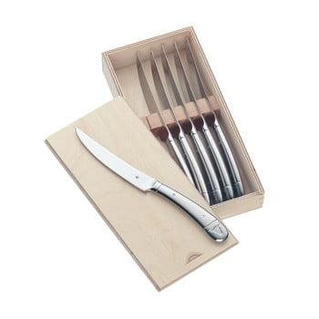 Set cadou compus din 6 cuțite din oțel inoxidabil pentru friptură WMF de la WMF