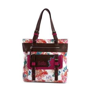 Barevná kabelka Lois, 32 x 33 cm