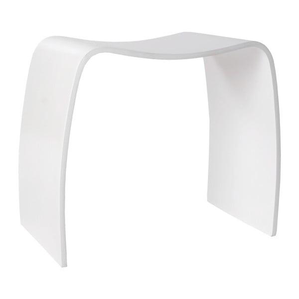 Bílá stolička Kokoon Mitch