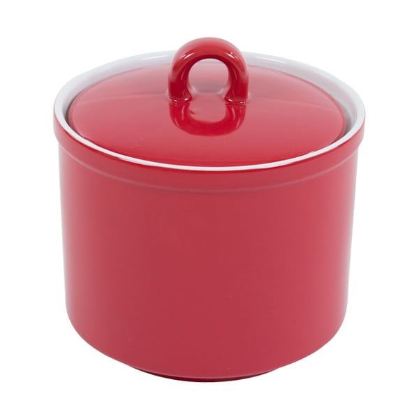 Dóza Kaleidos 1600 g, červená