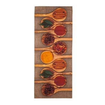 Covor de bucătărie foarte rezistent Floorita Spices, 60x220cm de la Floorita
