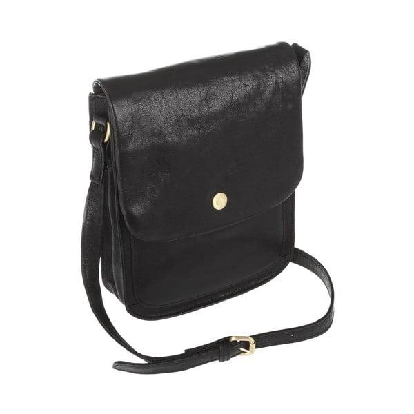 Dámská kožená taška Lucinda Black