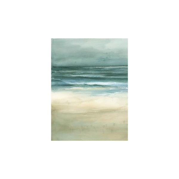 Obraz Tranquil Sea I, 60x80 cm