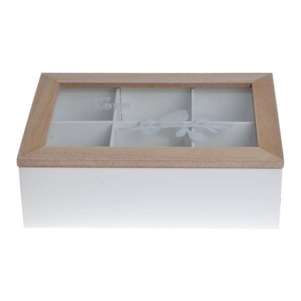 Krabička na čaj Wooden