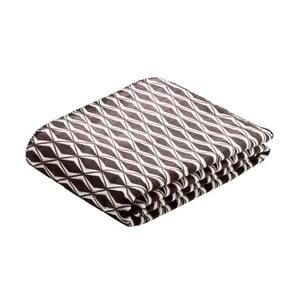 Pătură cu model Biederlack DiamongAllover, 170 x 130 cm