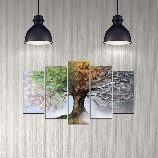 Vícedílný obraz Matteo, 110x60 cm