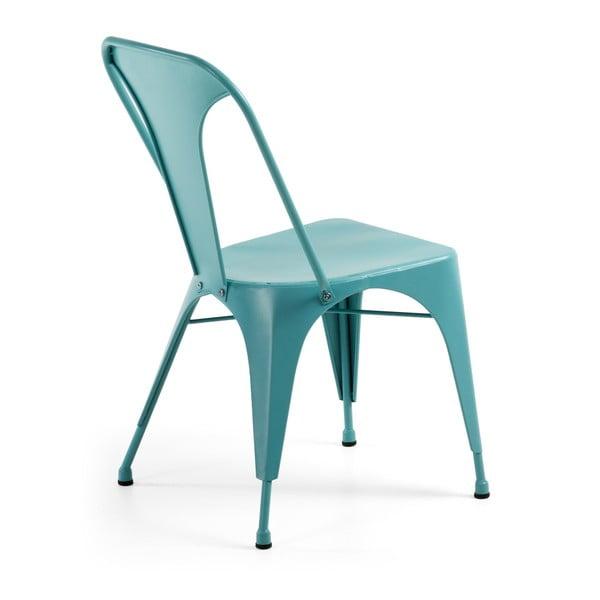 Židle Malibu, tyrkysová