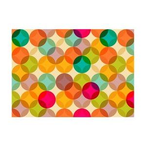 Vinylový koberec Intersecciones, 99x120 cm