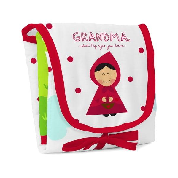 Přebalovací podložka Grandma