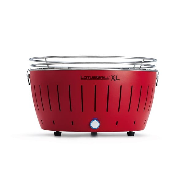 Bezkouřový gril LotusGrill XL Blazing Red