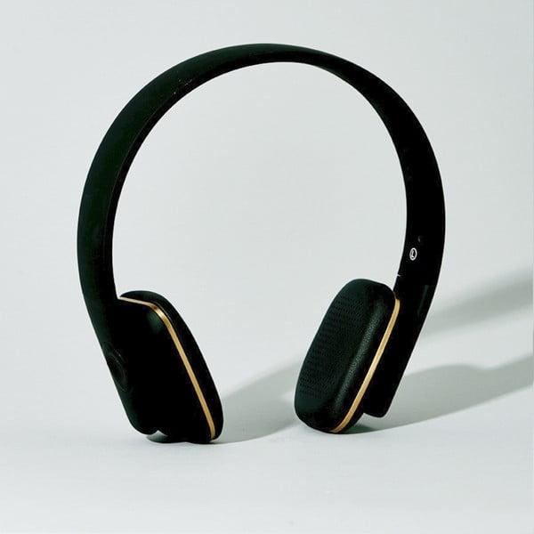 Bezdrátová sluchátka aHead Black