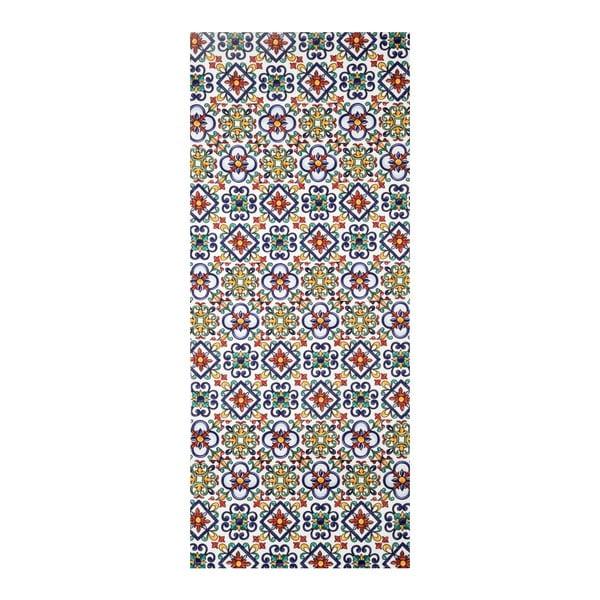 Vysoce odolný běhoun Webtappeti Ceramica, 58x280cm