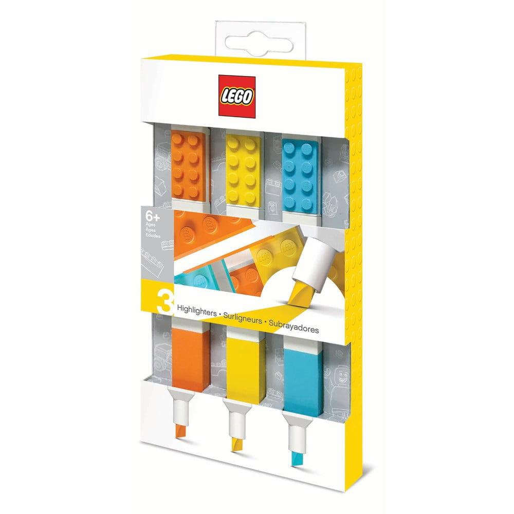 Sada 3 zvýrazňovačů LEGO®