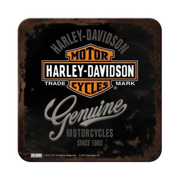 Sada 5 podtácků Harley Genuine
