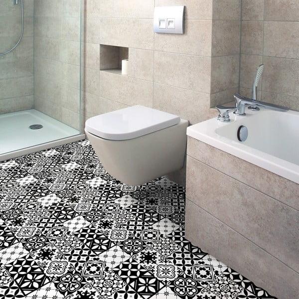 Vanesa vízálló padlómatrica, 50 x 50 cm - Ambiance