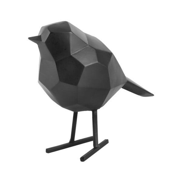 Czarna figurka dekoracyjna PT LIVING Bird Small Statue