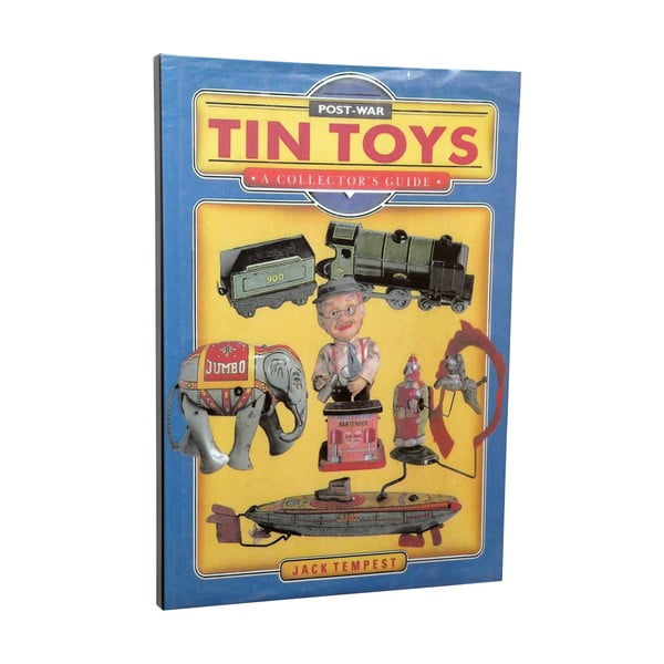 Plátno Tin Toys, 50x70 cm