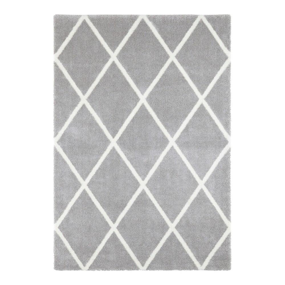 Světle šedý koberec Elle Decor Maniac Lunel, 200 x 290 cm