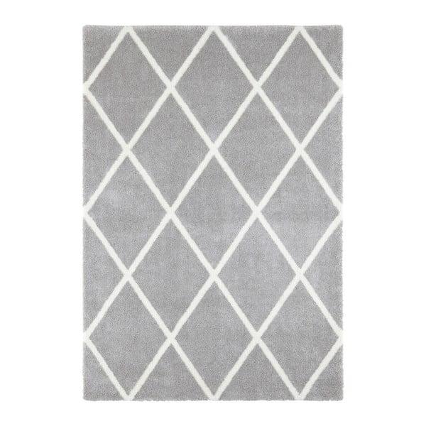 Světle šedý koberec Elle Decor Maniac Lunel, 80 x 150 cm