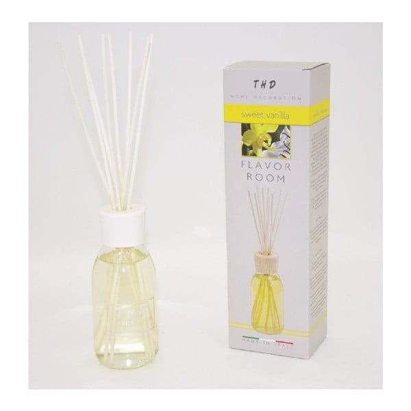 Difuzér THD Fragnances, sladká vanilka 200 ml