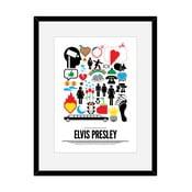 Plakát Elvis Presley, 50x70 cm