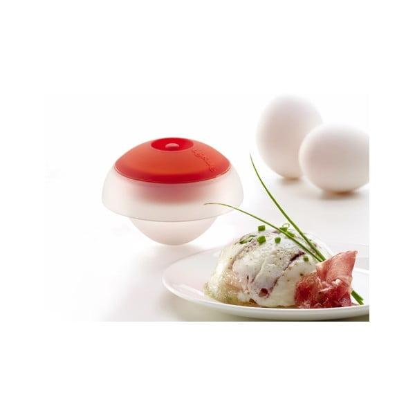 Forma na vaření vajec, semisphere