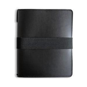 Cestovatelský deník na zážitky a suvenýry Remember Solid Black, 42 stran