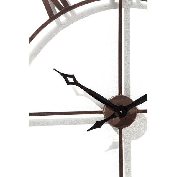 Ceas de perete Kare Design Factory, înălțime 120 cm