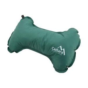Samonafukovací zelený polštář Cattara Bone