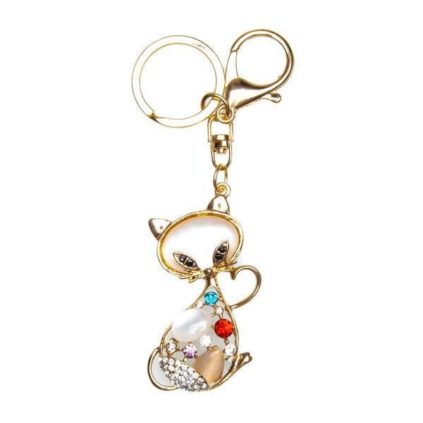 Přívěsek na klíče Gatto Cat