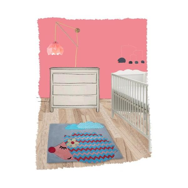 Dětský koberec Lili Pic, 115x130 cm