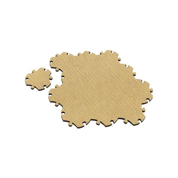 Koberec Puzzle Carpet písek, 1 ks