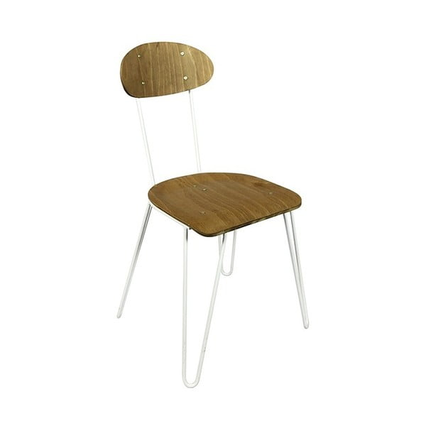Židle Palma White